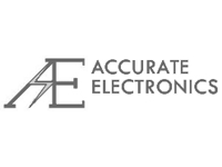 Accurate Electronics Logo